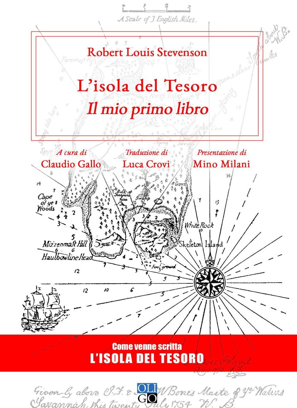 L'Isola del Tesoro: il mio primo libro
